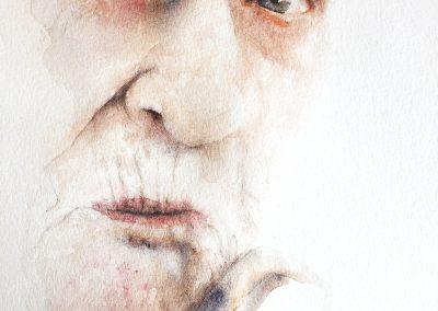 portret dementie