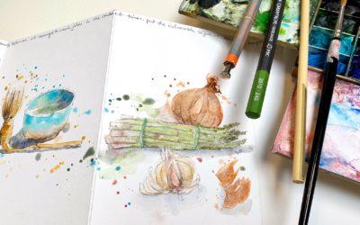 #CREATE corona sketchbook 4