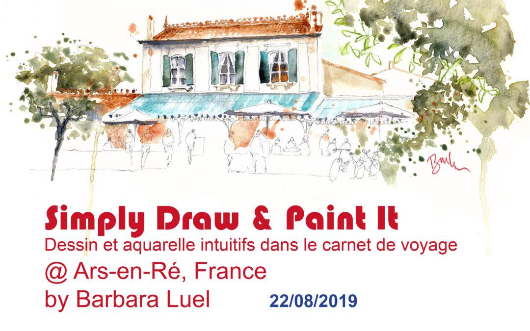 Simply Draw & Paint it in France, en français